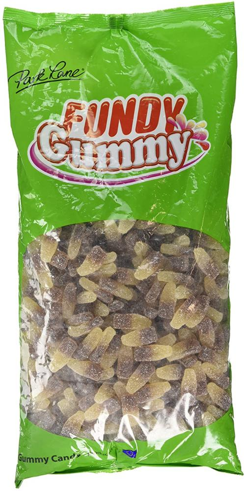 Fundy Gummy Fizzy Cola Bottles 2.5kg