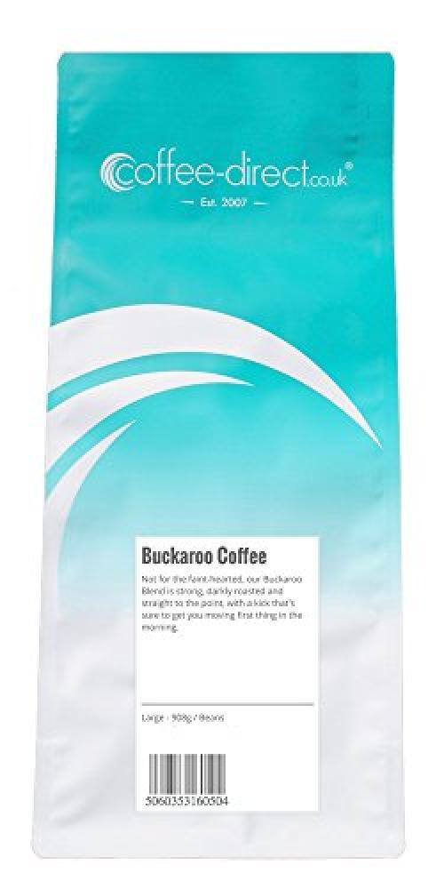 Coffee Direct Buckaroo Coffee Beans 908 g
