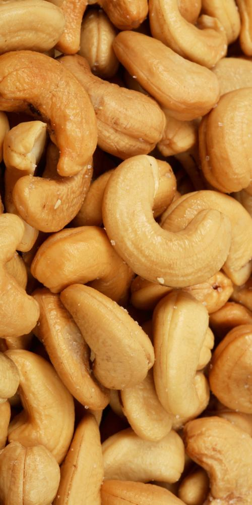 Fosters Roasted Cashews 140g