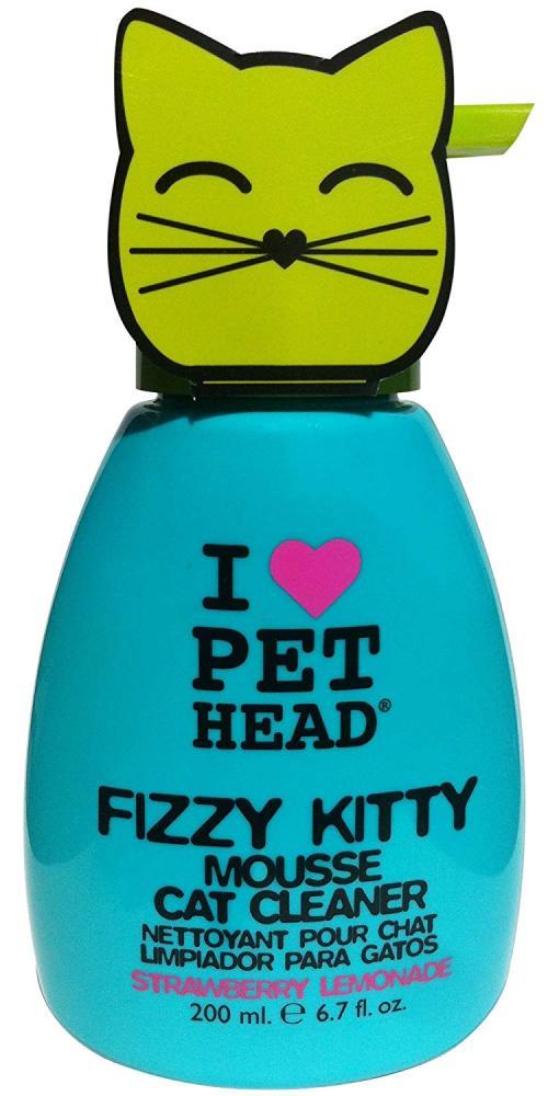 Pet Head Fizzy Kitty Mousse 200 ml