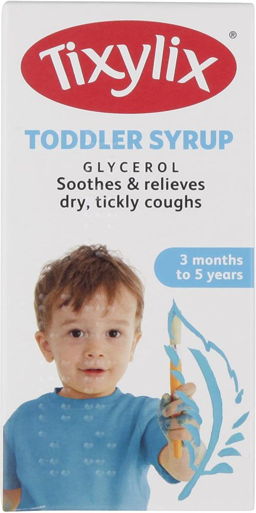 Tixylix Dry Cough Toddler Syrup 100ml