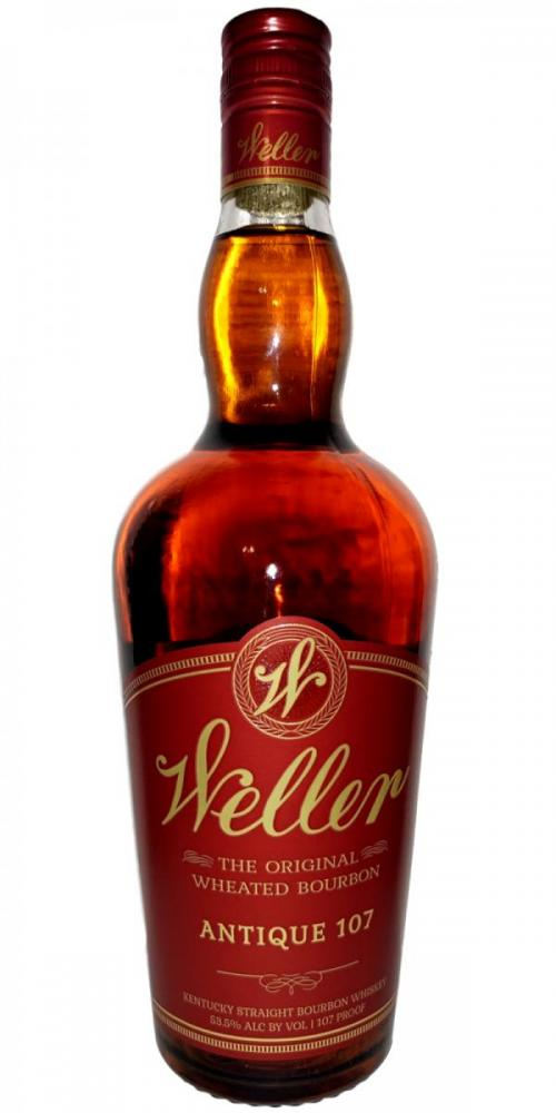 Weller Antique 107 Bourbon Whiskey 750ml