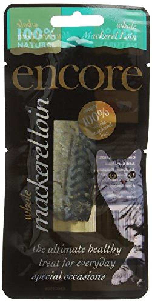 Encore Cat Food Treat Mackerel Loin 30 g