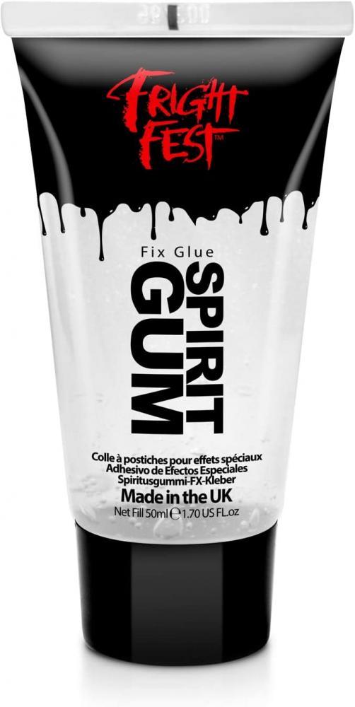 Fright Fest Mastix Spirit Gum Glue Adhesive 50ml