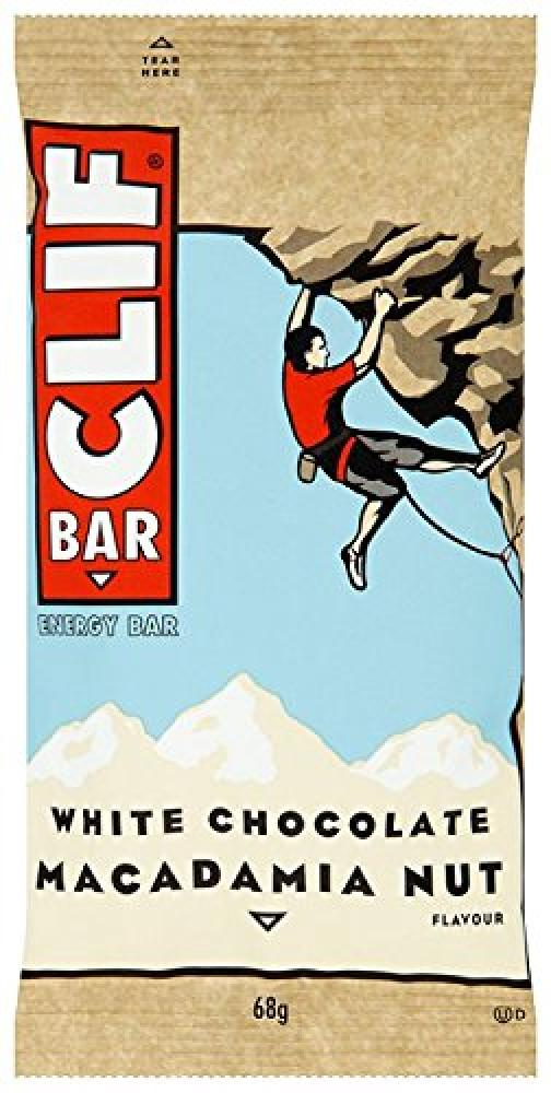 BLACK FRIDAY SPECIAL  Clif Bar White Chocolate Macadamia Nut 68 g