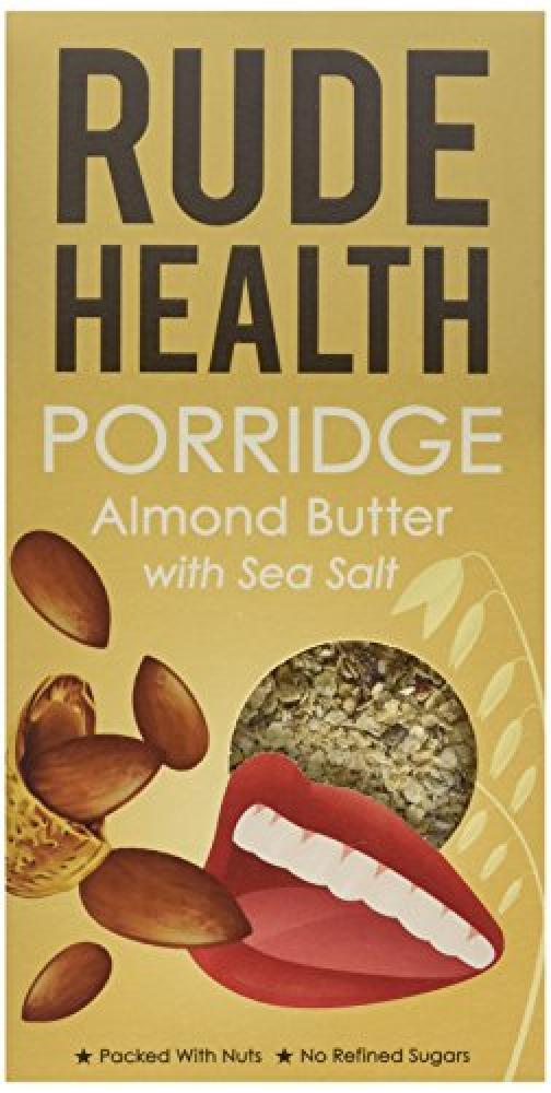 Rude Health Almond Butter Porridge with Sea Salt 300 g
