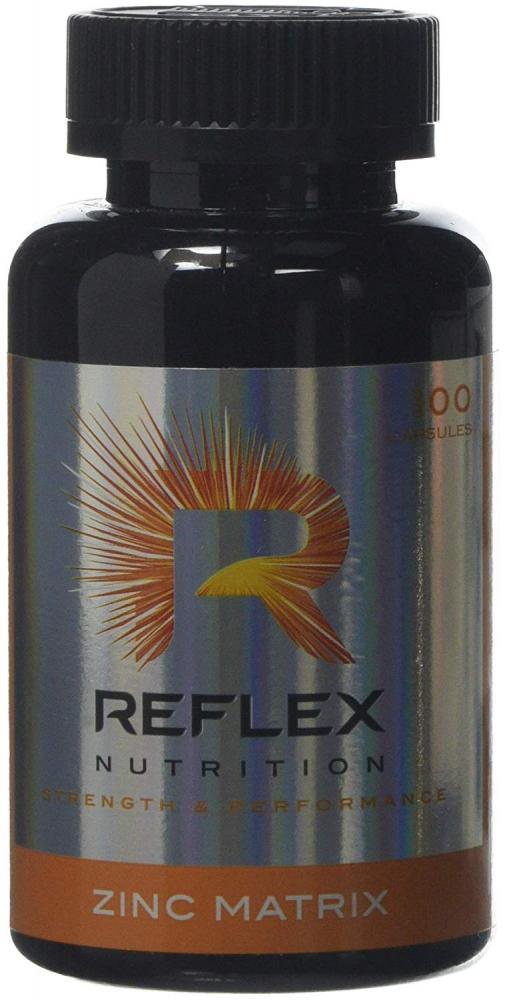 Reflex Nutrition Zinc Matrix 100 Capsules
