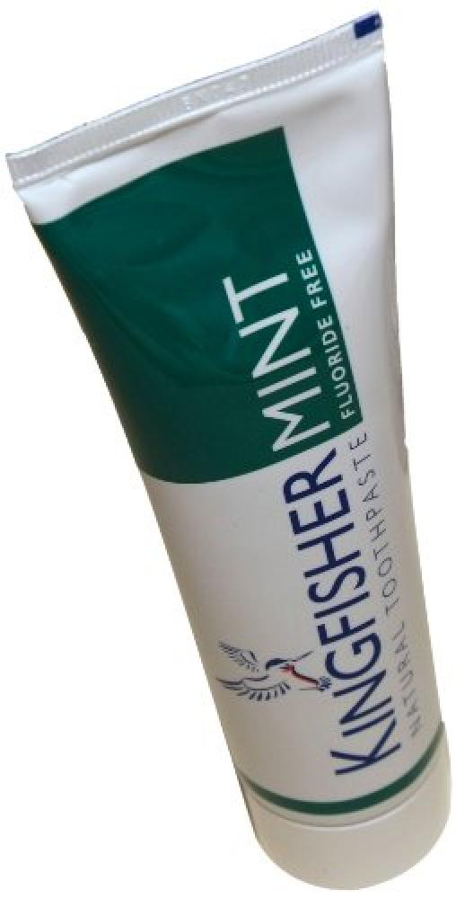 Kingfisher Mint Fluoride Free Toothpaste 100ml