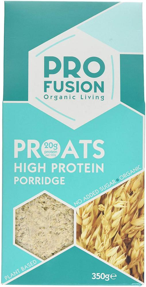 Profusion Organic Proats High Protein Porridge 350g