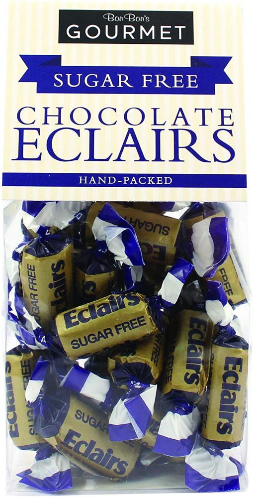 Bon Bons Sugar Free Chocolate Eclairs 115g
