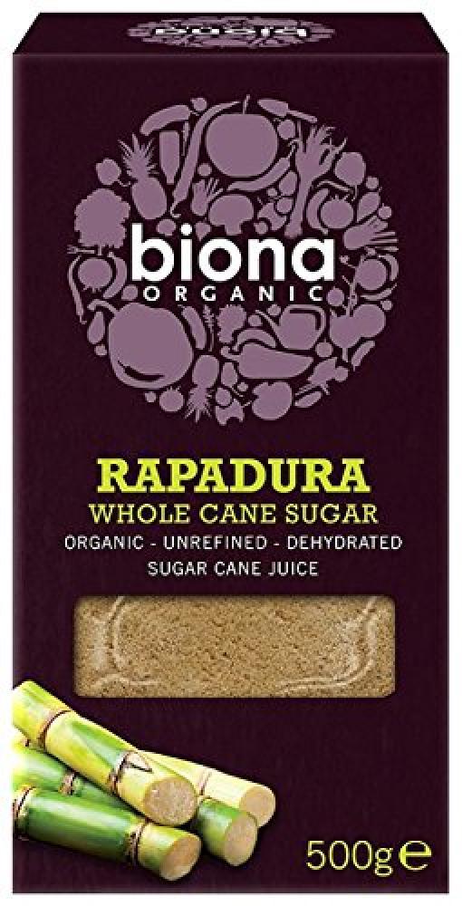 Biona Organic Rapadura Sugar 500g