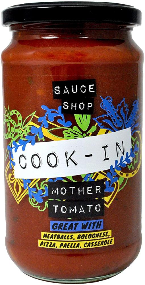 Sauce Shop Mother Tomato Cook-In Sauce 430 g