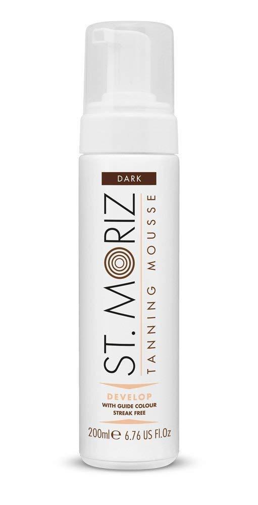 St Moriz Instant Tanning Mousse Dark 200 ml