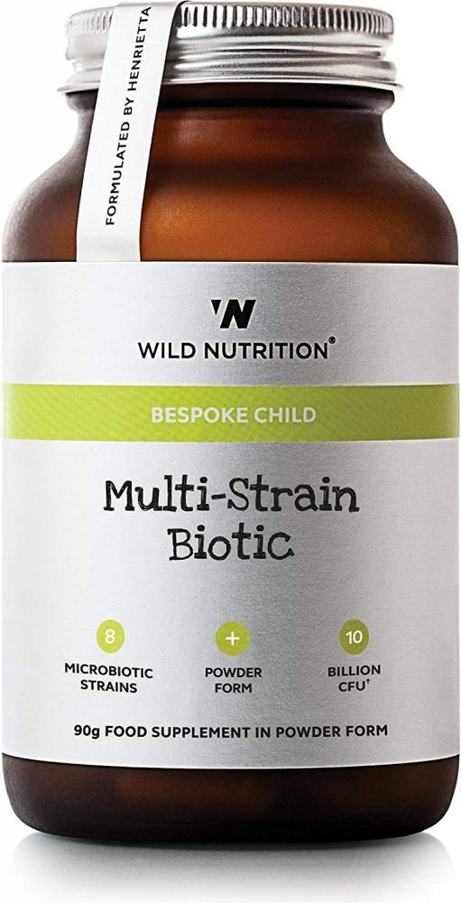 Wild Nutrition Multi Strain Biotic Bespoke Child 90g
