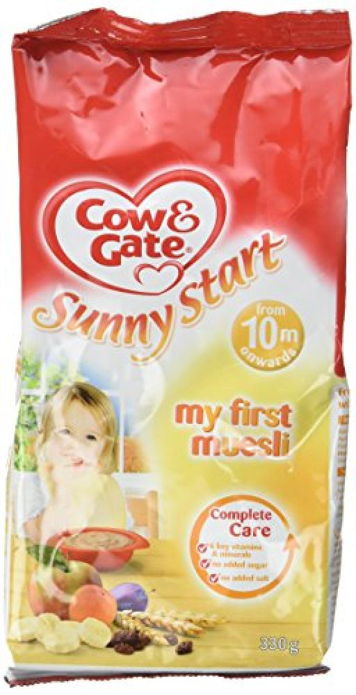 Cow and Gate My First Muesli 330g