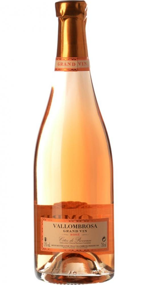 Ladoucette Vallombrosa Rose Wine 75cl 2015