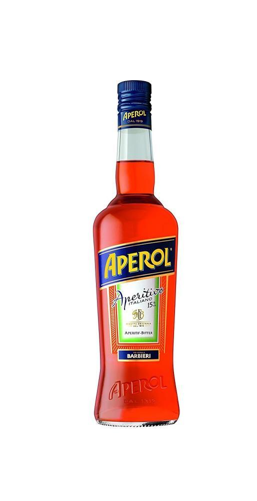 Aperol Aperitif Italian Liqueur 1L