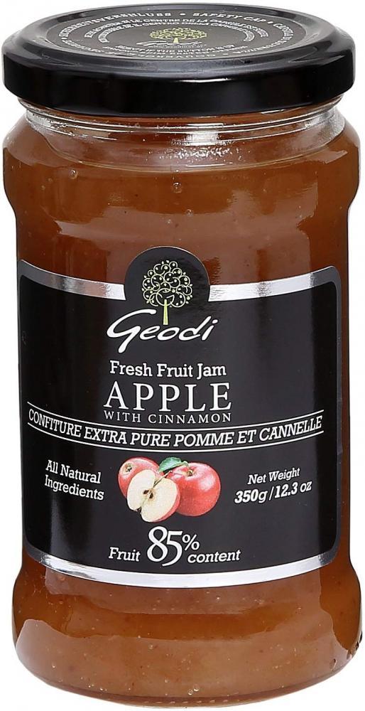 Geodi Apple with Cinnamon Jam 350g