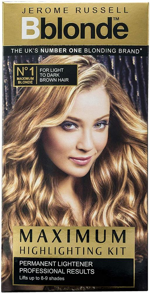 SALE  Jerome Russell Bblonde Permanent Colour No 1 Highlight