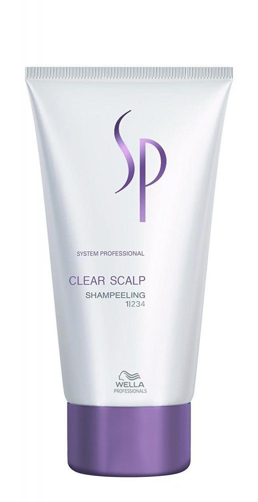 SALE  Wella SP Clear Scalp Shampeeling Treatment 150ml