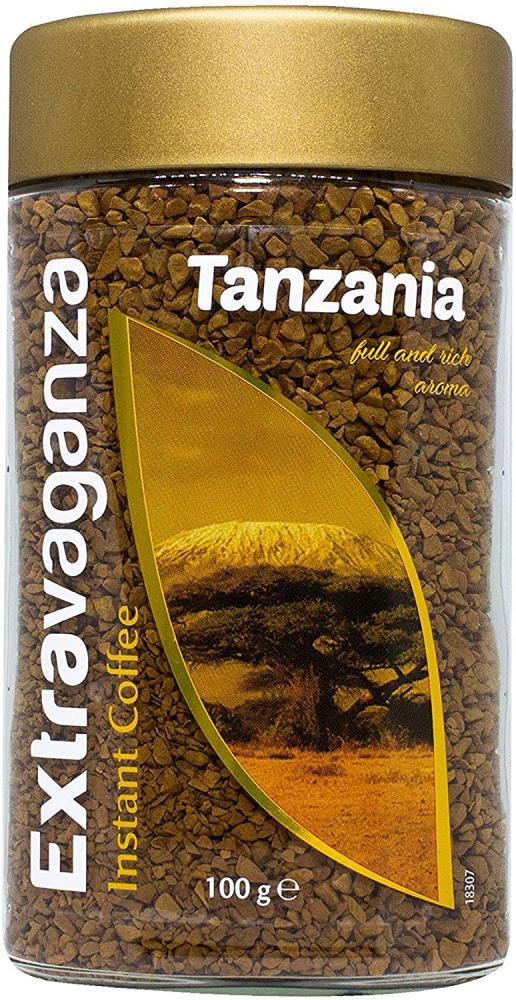 Extravaganza Instant Coffee Tanzania 100g