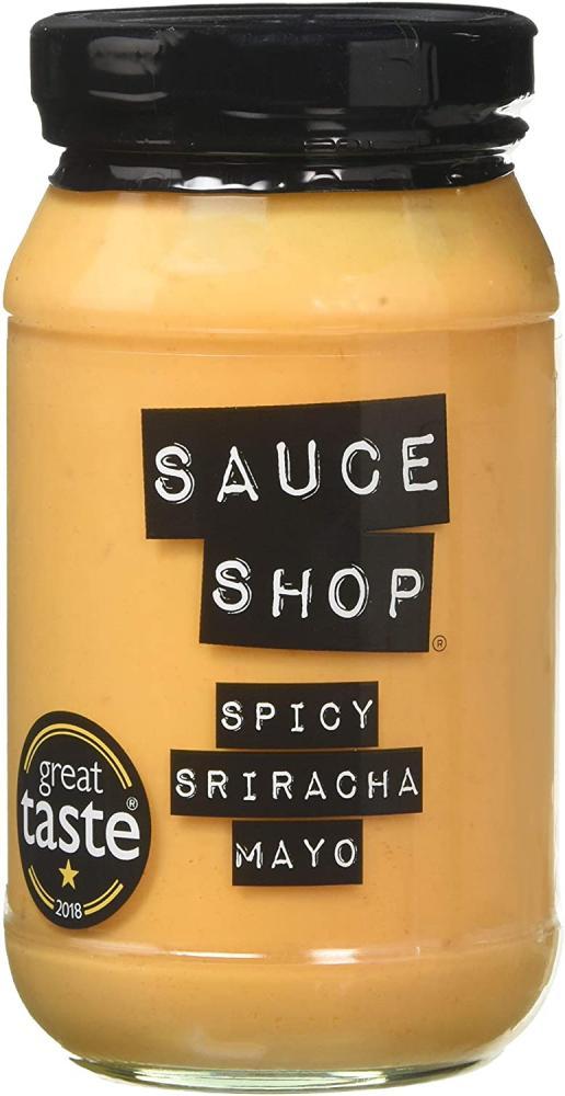Sauce Shop Spicy Sriracha Mayo 250g