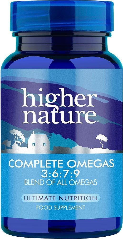 Higher Nature Essential 3679 Omegas 250g