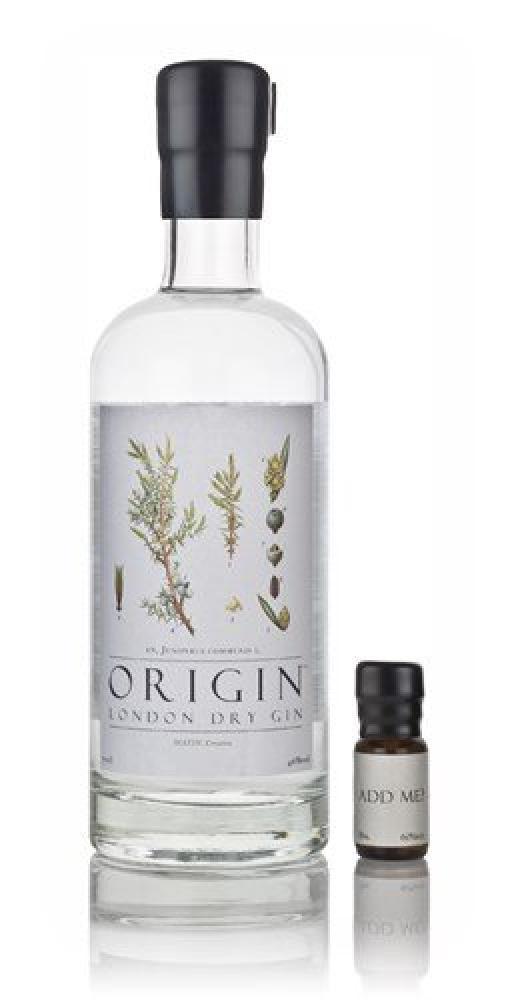Origin London Dry Gin MAZIN Croatia 700ml