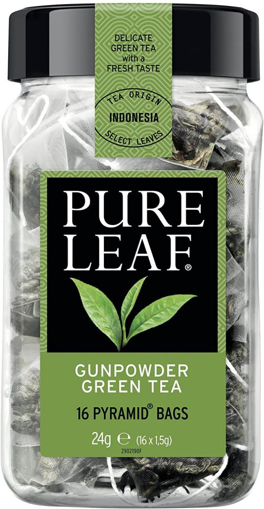 SALE  Pure Leaf Gunpowder Green Tea 24 g