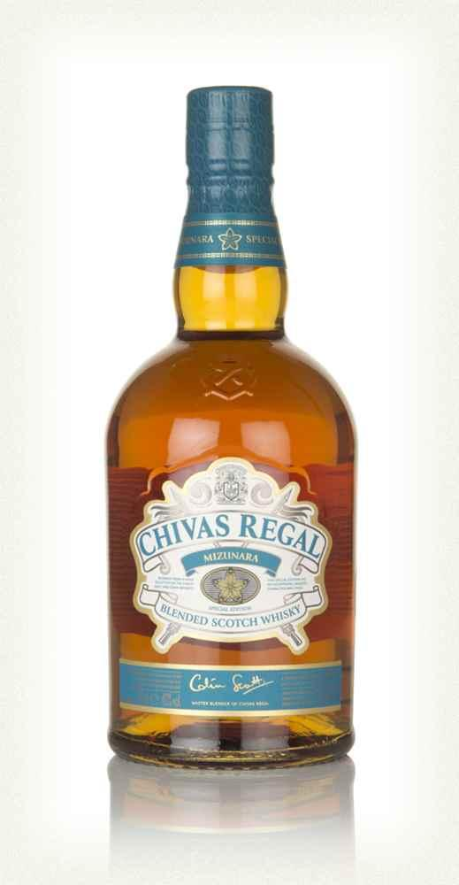 Chivas Regal Mizunara Blended Scotch Whisky 700ml