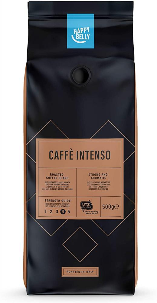 Happy Belly Coffee BeansCaffe Intenso 500 g