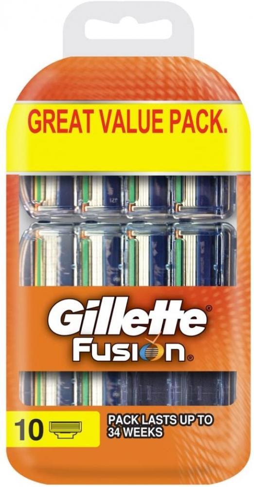Gillette Fusion5 Razor 10 Blades