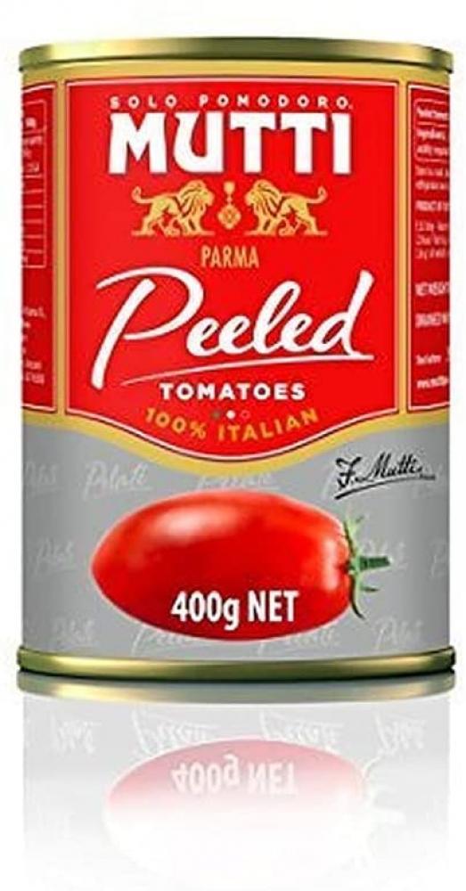 Mutti Pelati Peeled Tomatoes 400g