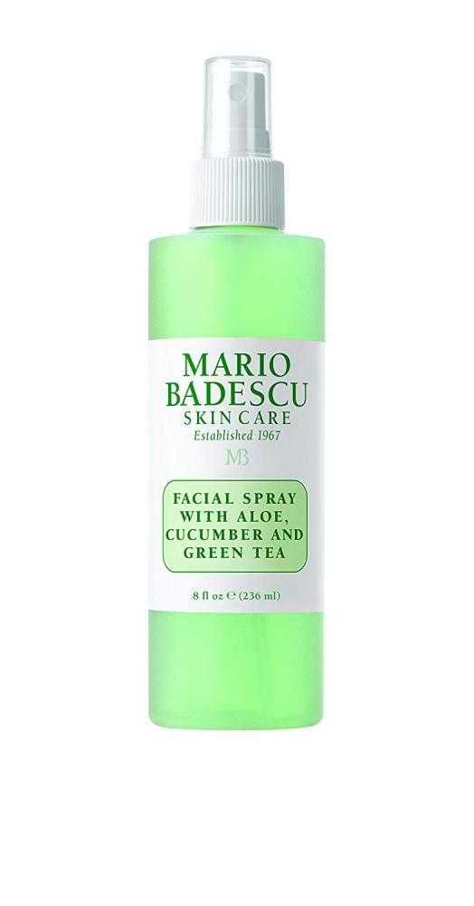 Mario Badescu Skin Care Facial Spray with Aloe Cucumber and Green Tea 236 ml