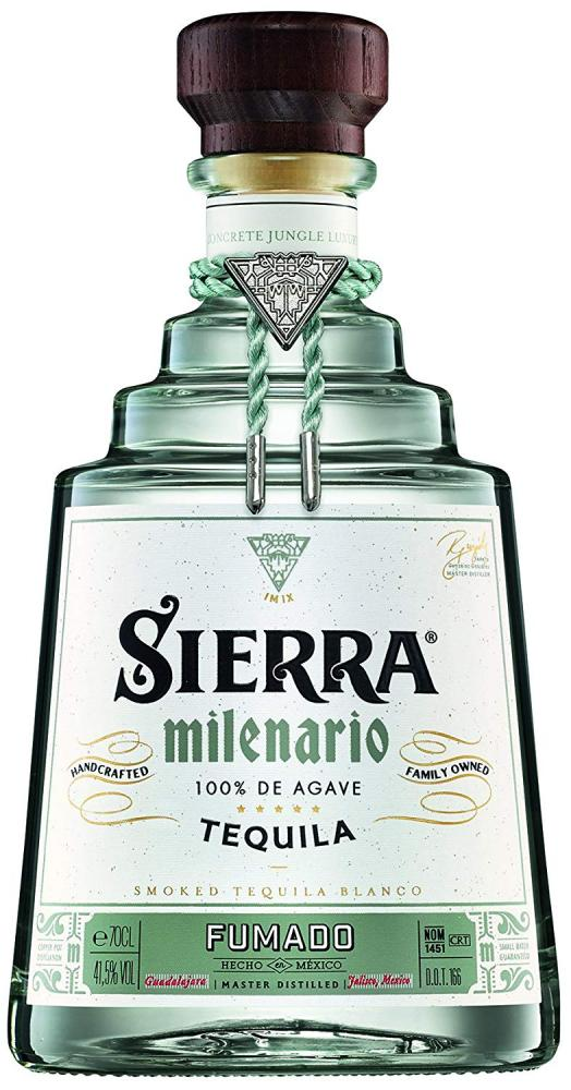 Sierra Milenario Fumado Tequila 70cl
