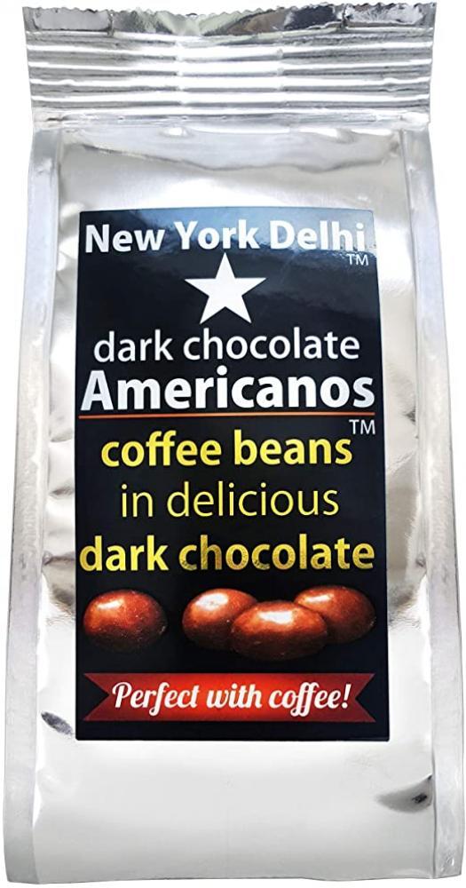 New York Delhi Dark Chocolate Americanos 63g