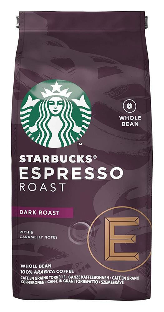 Starbucks Espresso Roast Coffee Beans 200 g