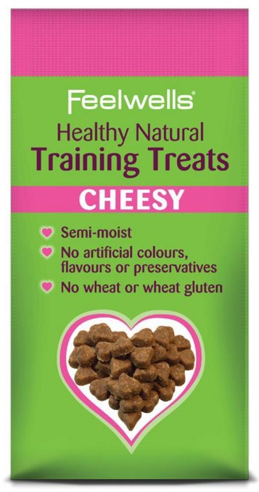 Feelwells Cheesy Training Treats 115g