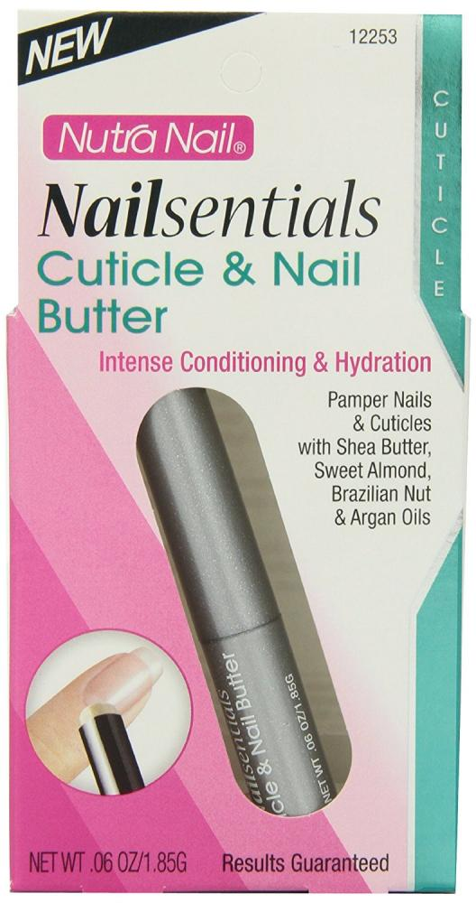 Nutra Nail Nailsentials Cuticle and Nail Butter