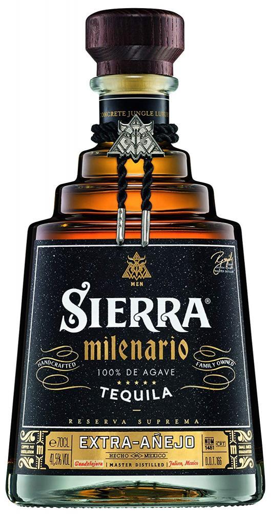 Sierra Milenario Extra Anejo Tequila 70 cl
