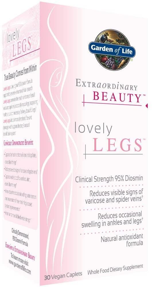 Extraordinary Beauty Lovely Legs 30 caplets
