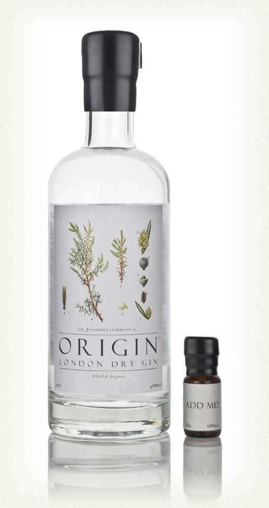 Origin London Dry Gin Garbino Bulgaria 700ml