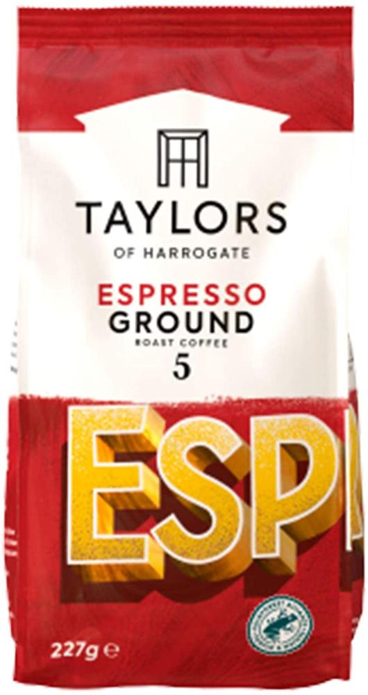 Taylors Of Harrogate Especially for Espresso Ground Coffee 227g