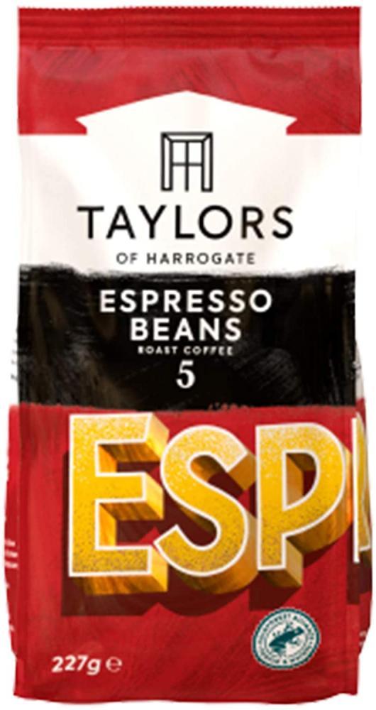 Taylors Of Harrogate Espresso Beans Roast Coffee 5 227 g