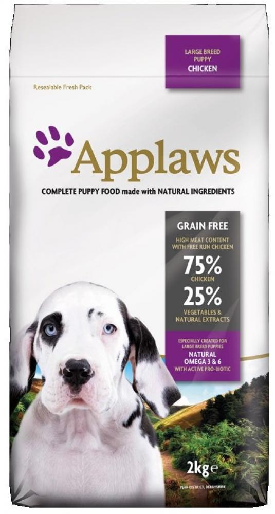 Applaws Large Breed Puppy Food Chicken 2kg