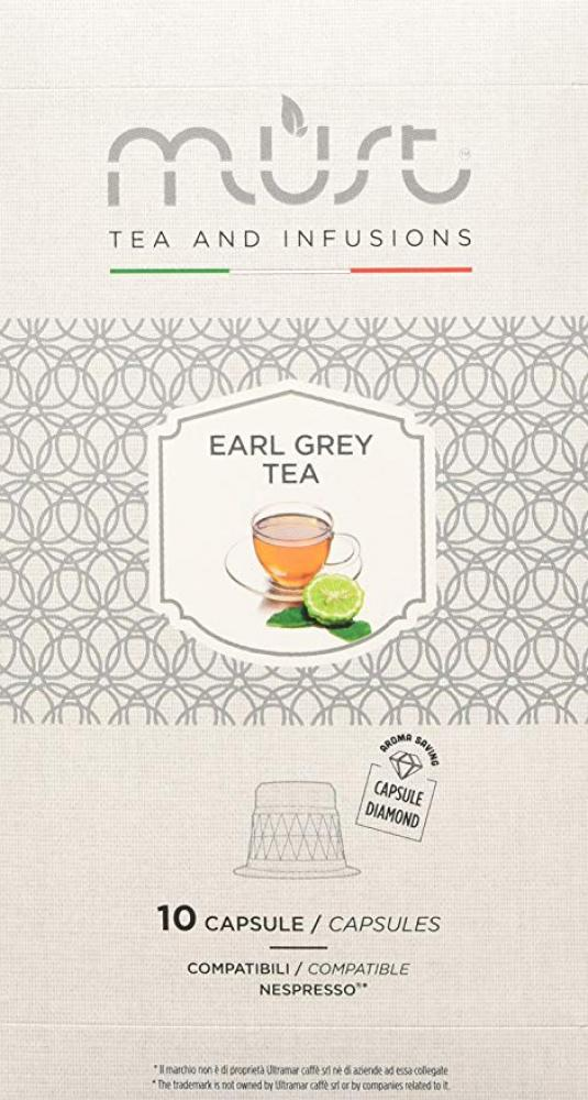 Must Earl Grey 10 Capsules