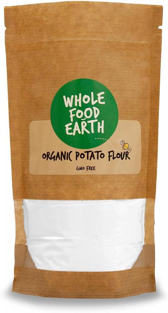 Whole Food Earth Organic Potato Flour 500g