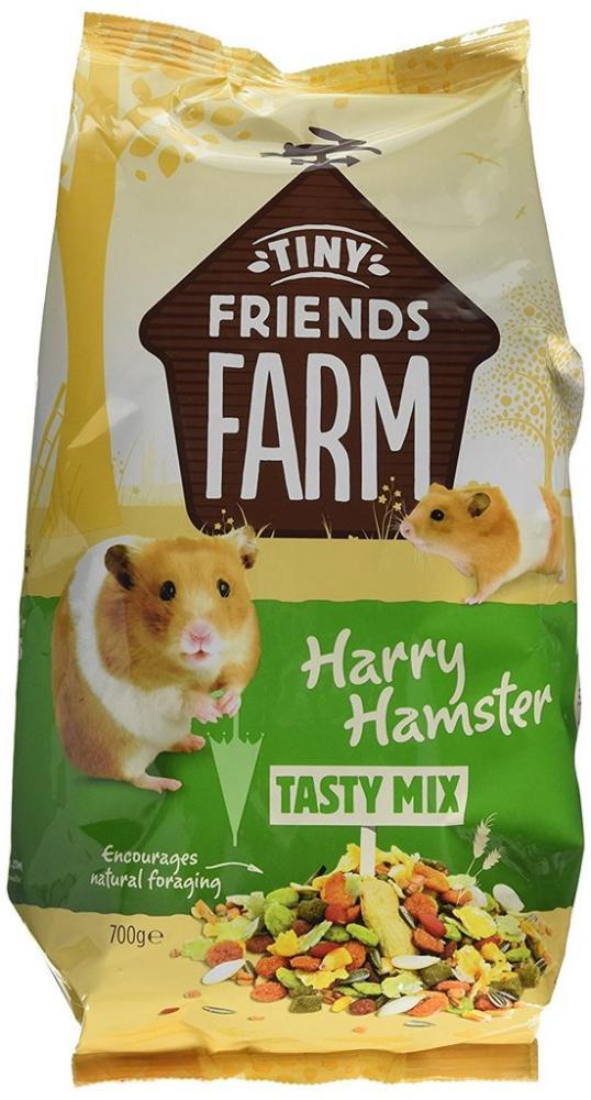 Supreme Petfoods Harry Hamster Complete Muesli 700 g