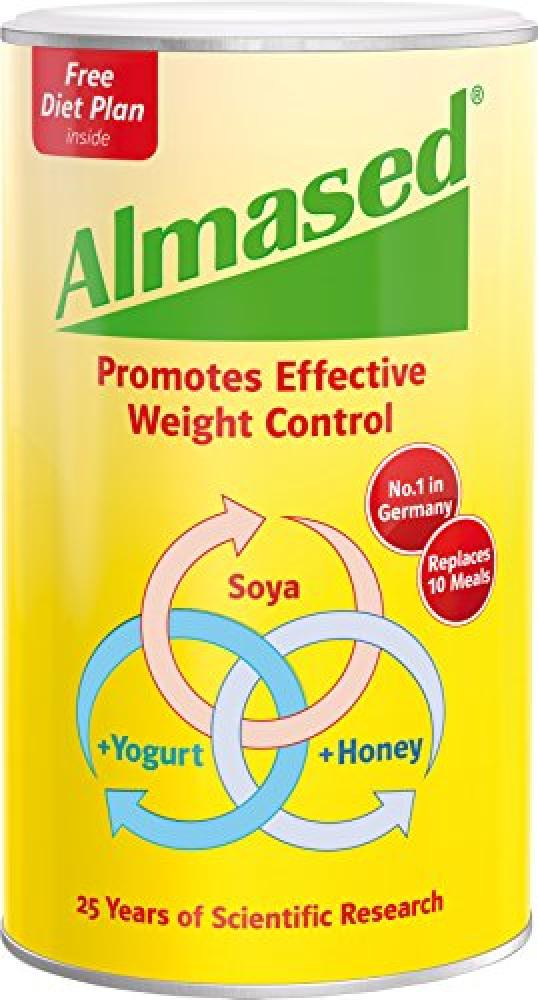 Almased Soya Yogurt and Honey Meal Replacement for Weight Loss 500g