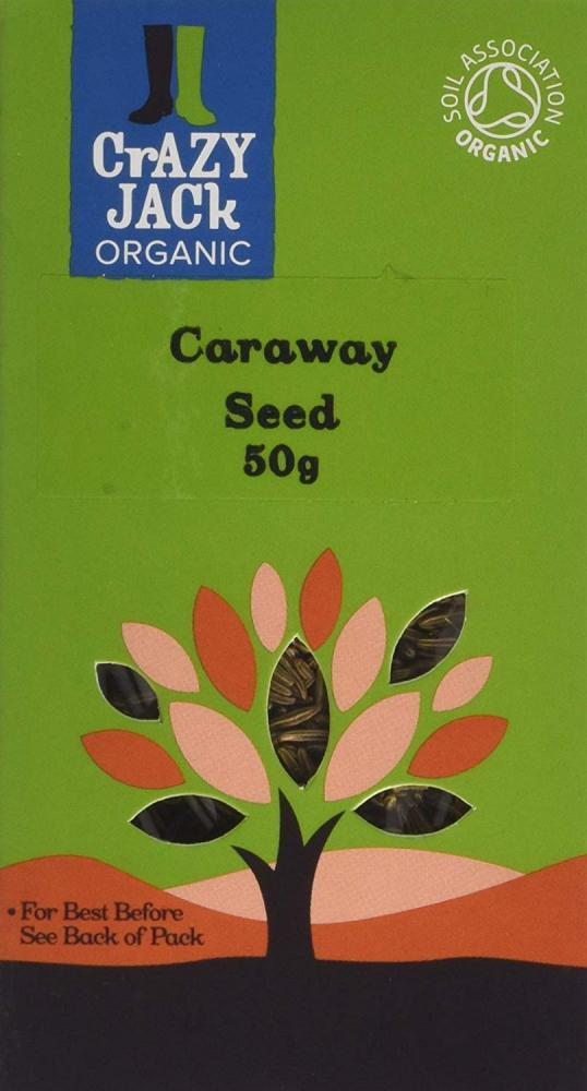 Crazy Jack Caraway Seeds 50g